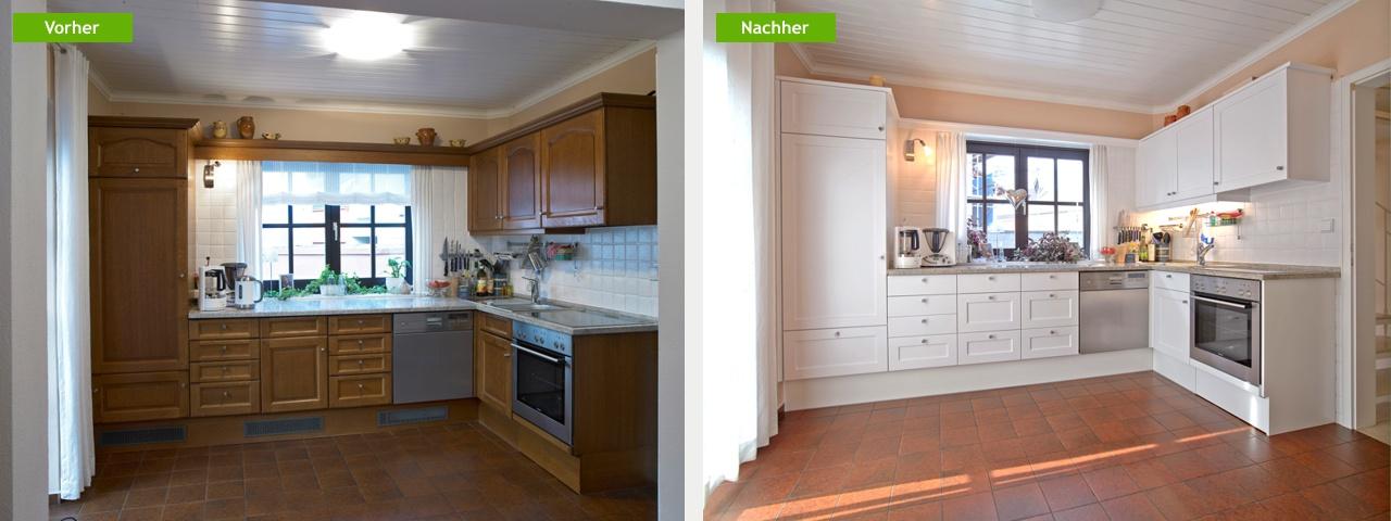 küche renovieren fronten   cjskate